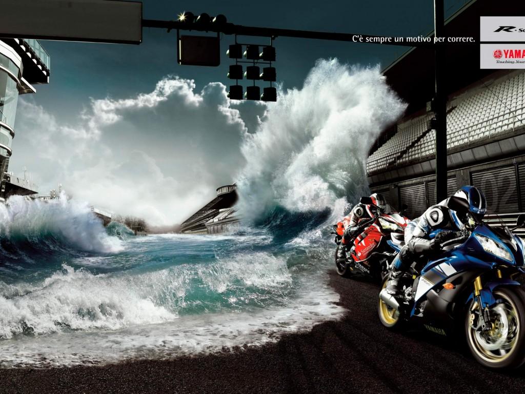 Yamaha Wave