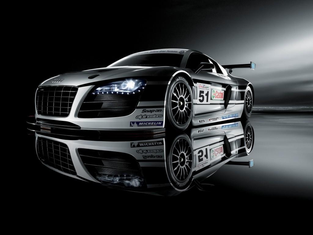 Audi R8 studio