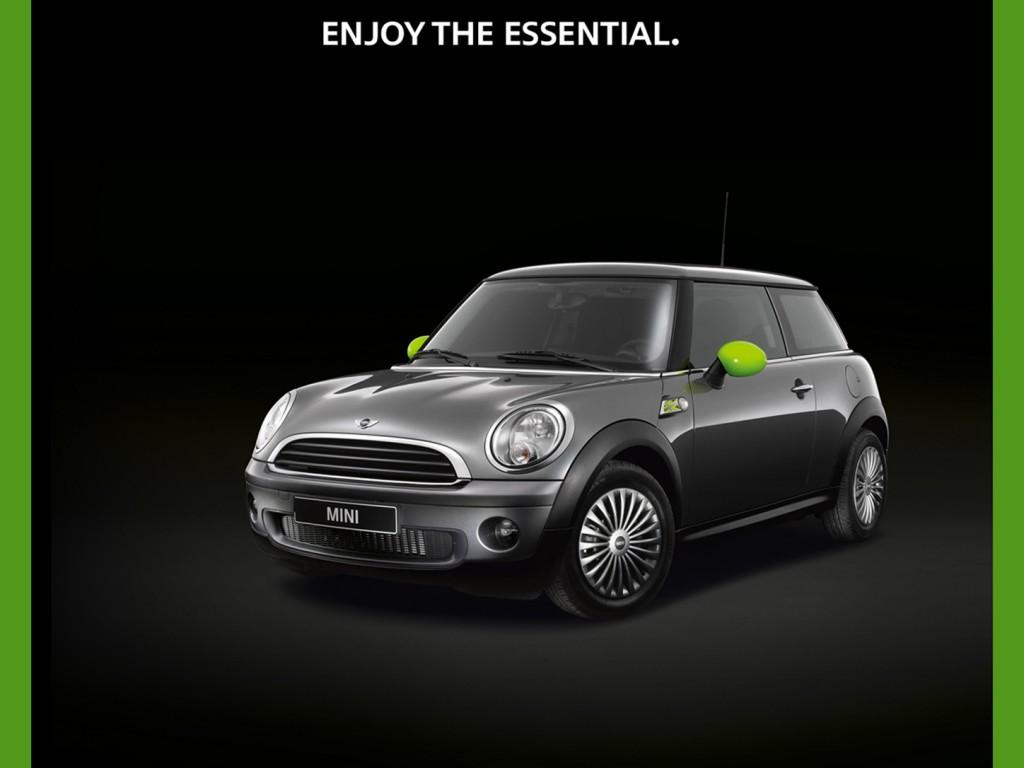Enjoy the essential – Green