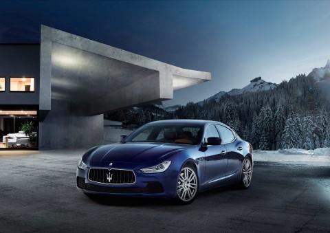 Maserati Ghibli house