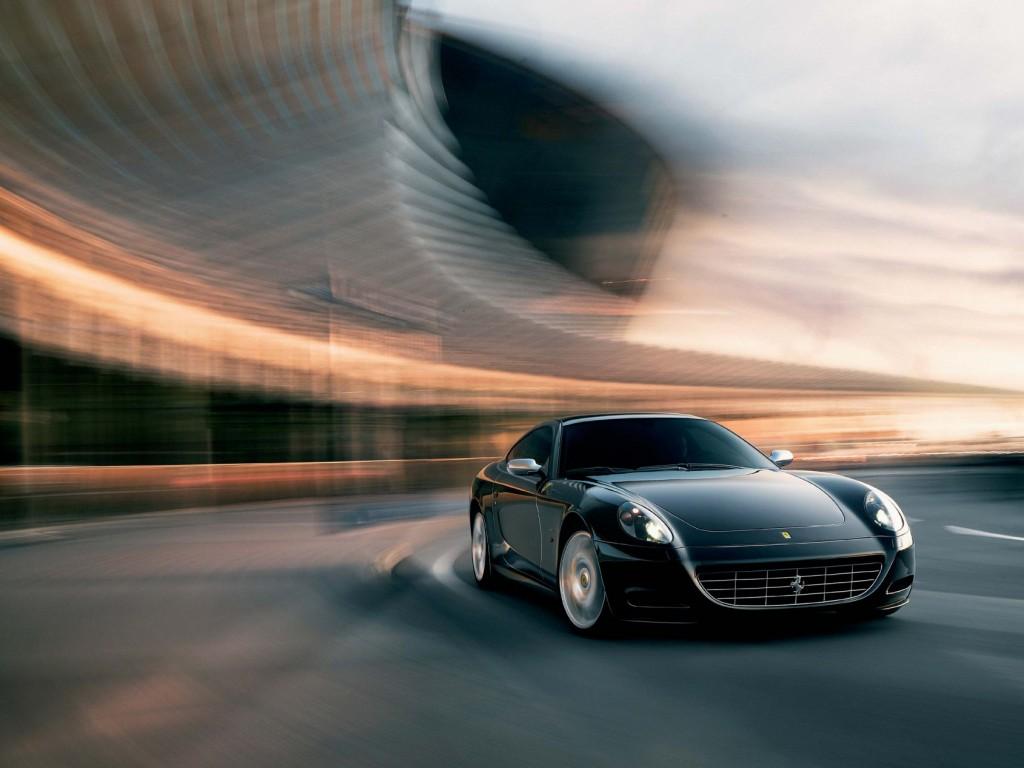 Ferrari 612 lanscape